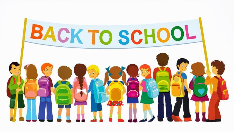 School Begins September 10, 2020 Featured Photo