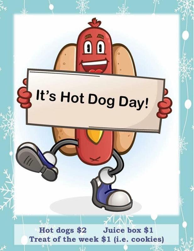 Hot Dog Day *PRE-ORDERS NEEDED* Featured Photo