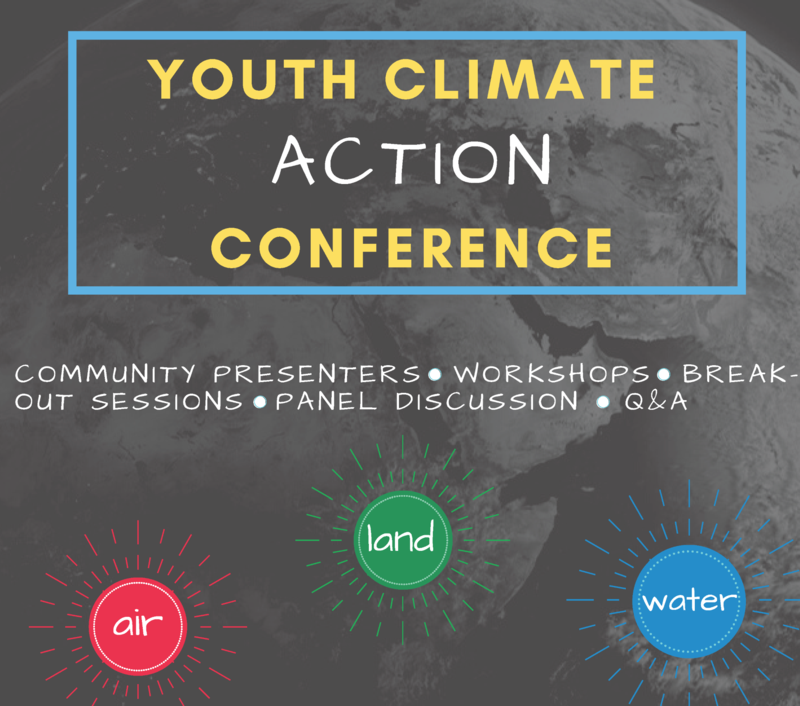 First Youth Climate Action Conference Featured Photo