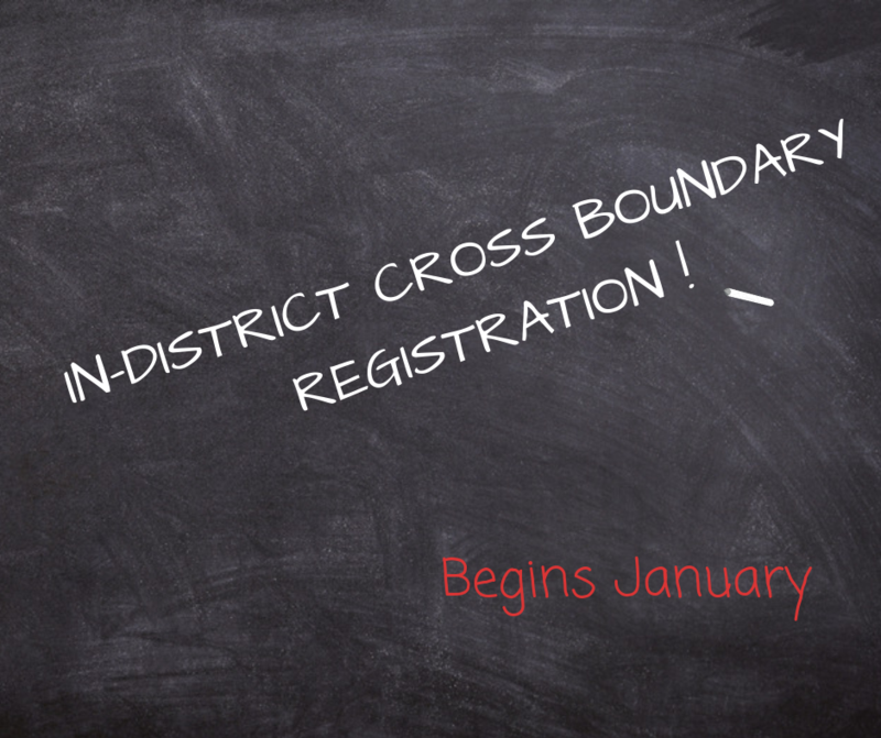 In-District Cross-Boundary Requests Begin January Featured Photo