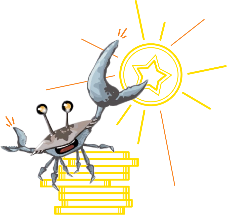 Crabby from ReflexMath