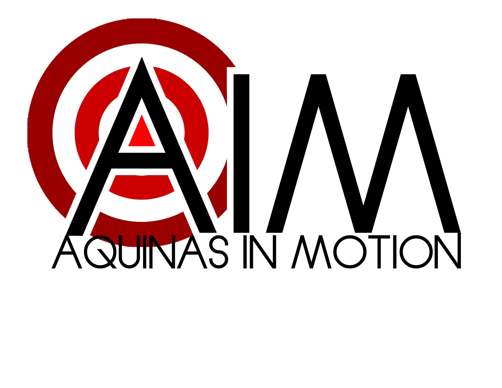 Aquinas in Motion Logo