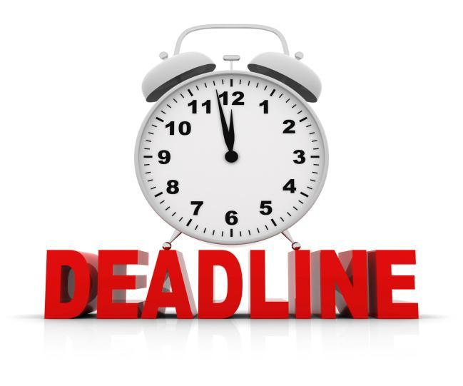 University and College Application Deadlines Featured Photo