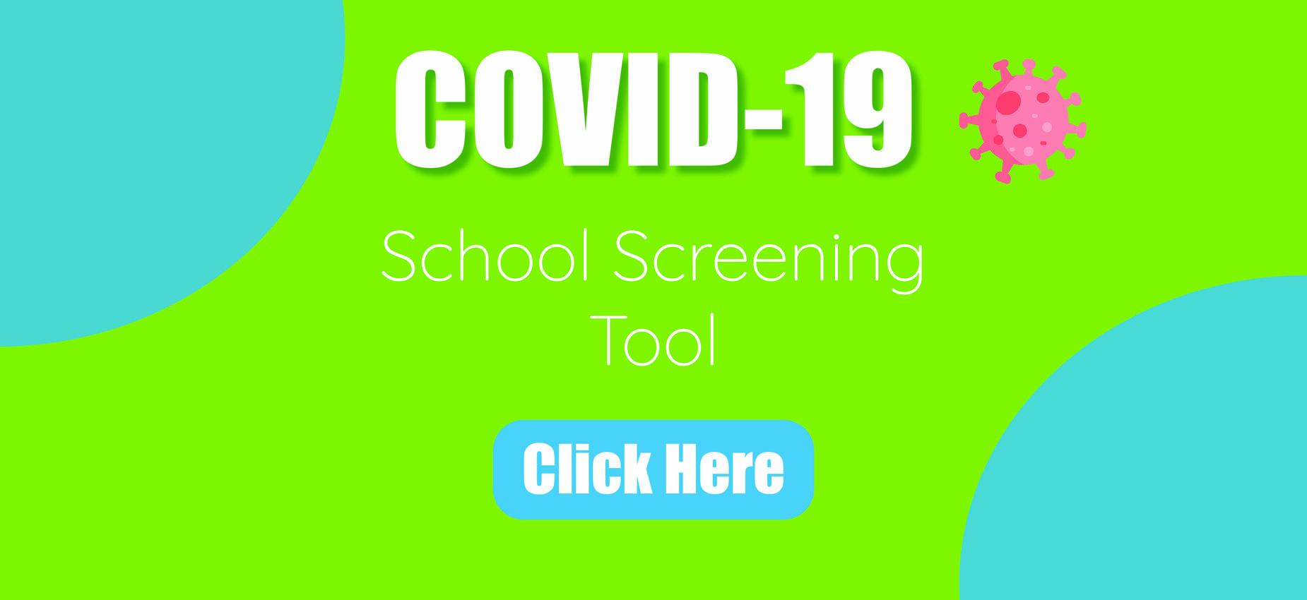 covid-19 screening tool