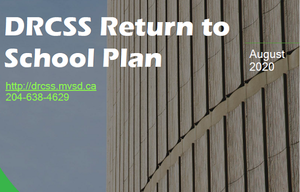 DRCSS Return to School Plan