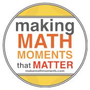 Making Math Moments