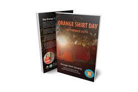 Orange shirt day book
