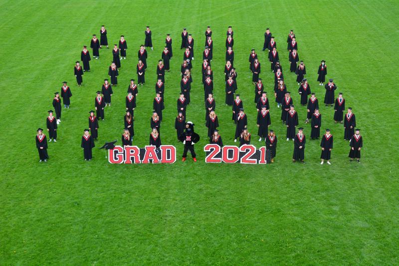 Grad Class 2021 Featured Photo