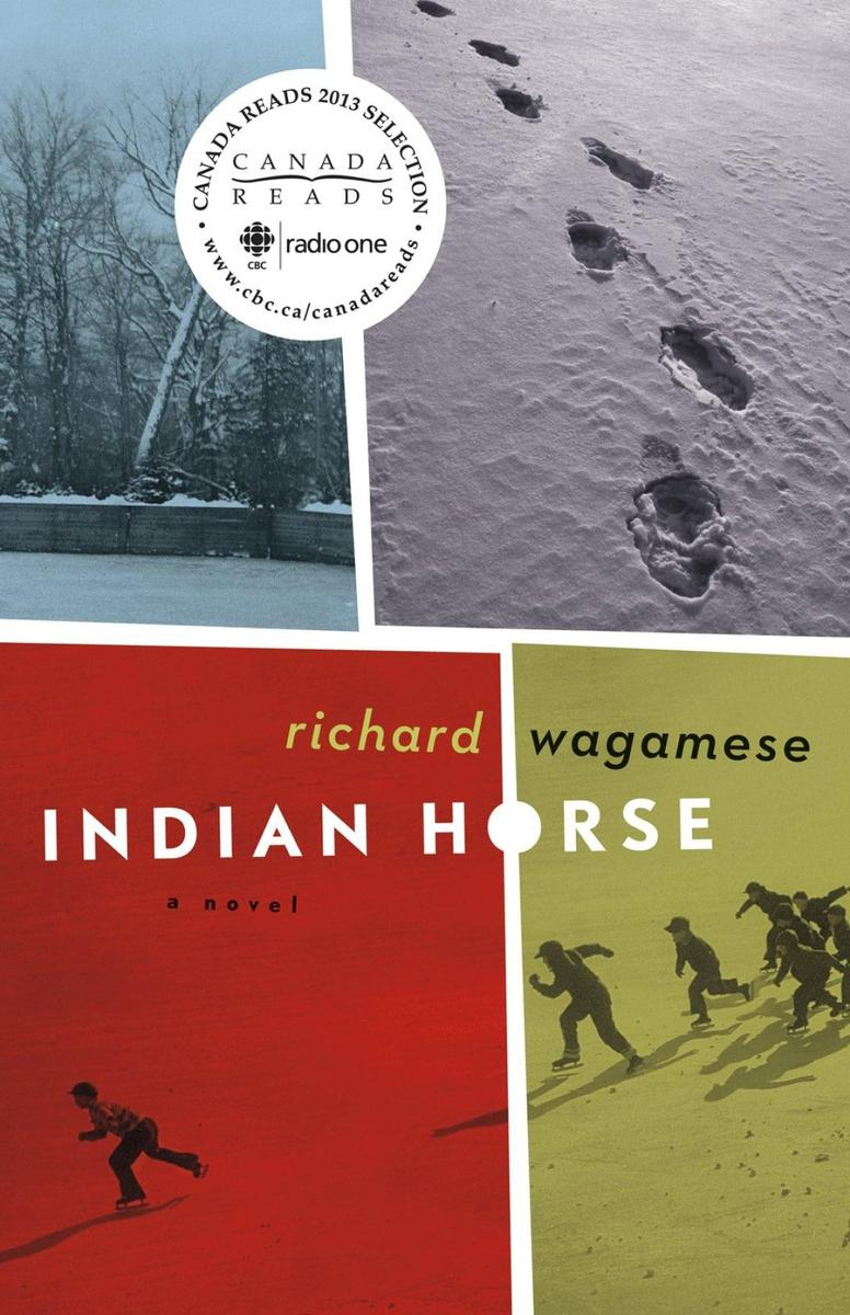 Indian Horse Book Cover
