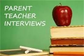 Parent/Teacher Interviews - November 21 & 22 Image