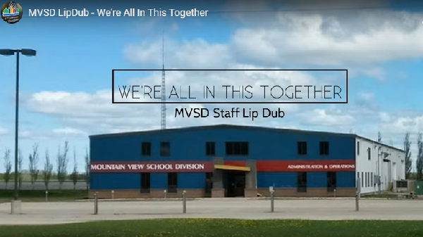 MVSD Lip Dub Video Clip