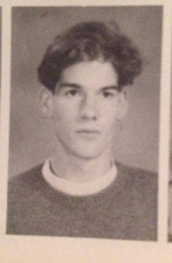 Grad '91... note the hair