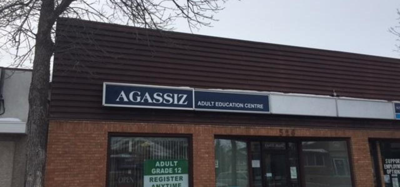 Agassiz Adult Education Centre