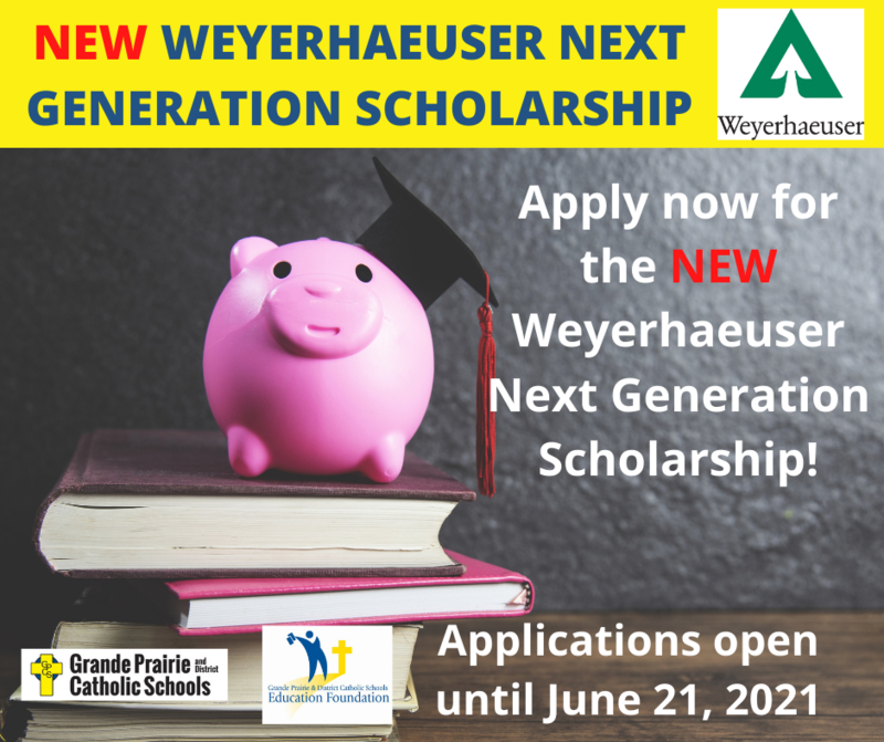 Weyerhaeuser Next Generation Scholarship Featured Photo
