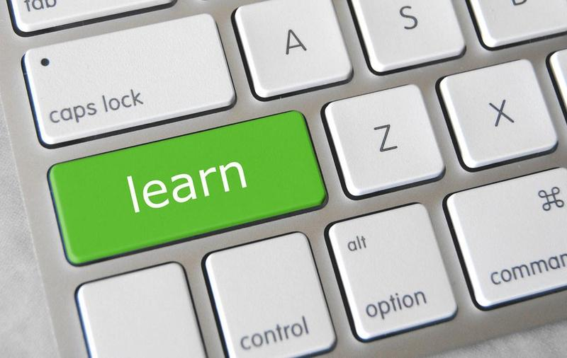 learn key on keyboard