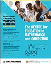 Math Contest Poster