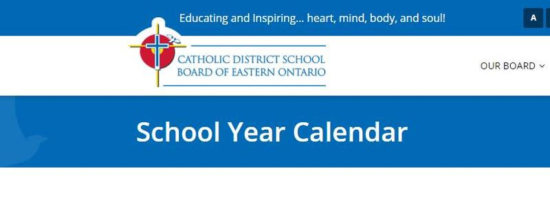 Updates to Quadmester 3 Calendar for Secondary Students Featured Photo