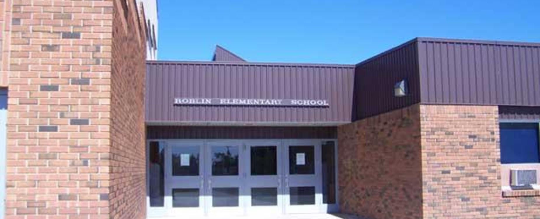 Welcome to Roblin Elementary School!