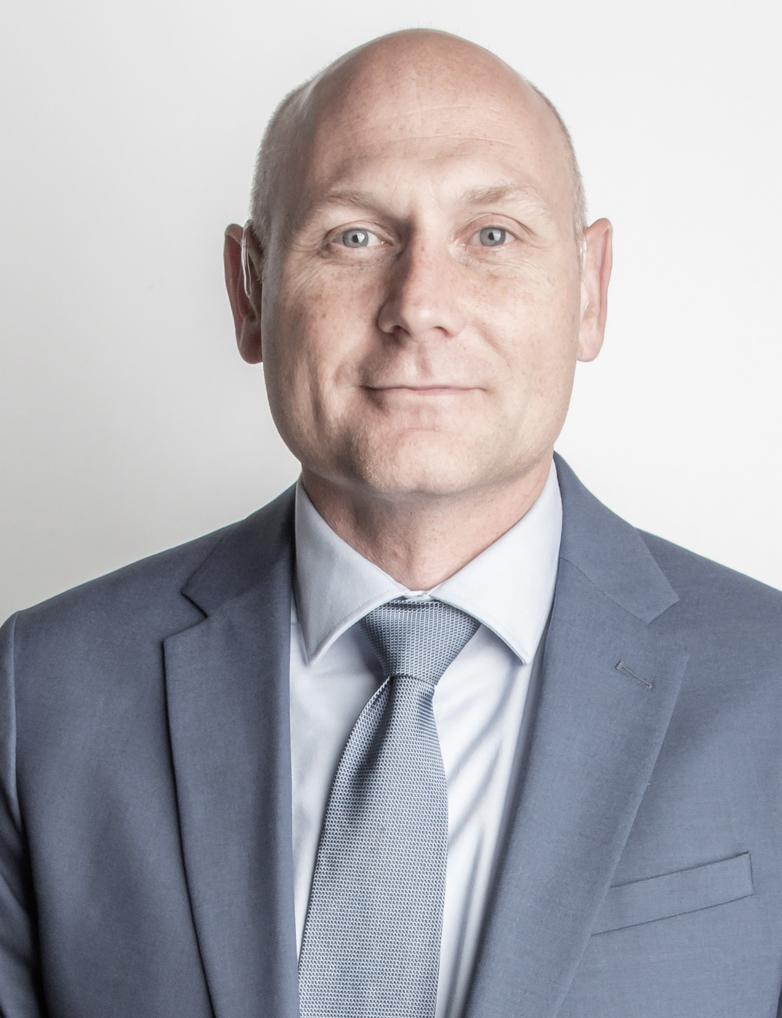 Michael Glazier, Superintendent of Education
