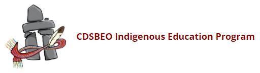 CDSBEO Indigenous Education Program