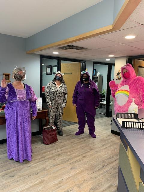 Happy Halloween from Central Office & Across the Waters Outreach! Featured Photo