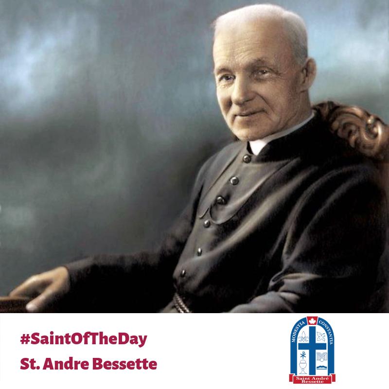 St. Andre Bessette!