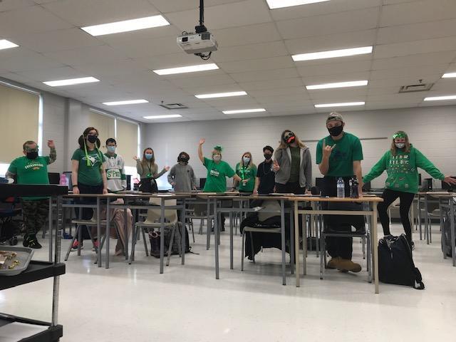 green day class 02 A