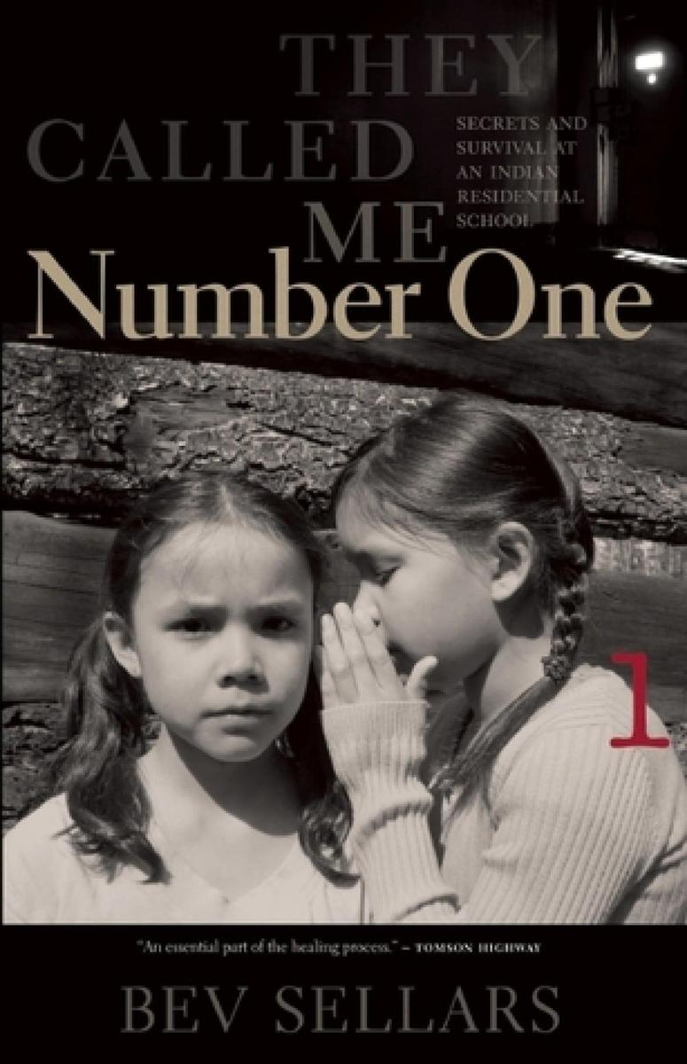 They Called Me Number One Book Cover