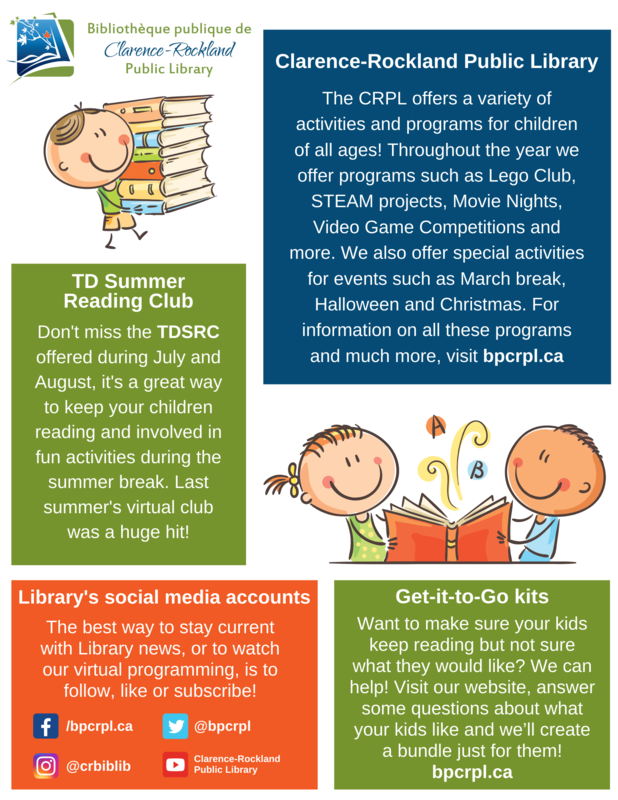 The Clarence-Rockland Public Library Featured Photo