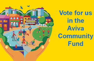 Whitmore / Aviva Community Fund Vote for Us