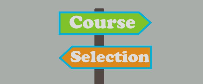 Course Selection Forms 2020/2021 Featured Photo