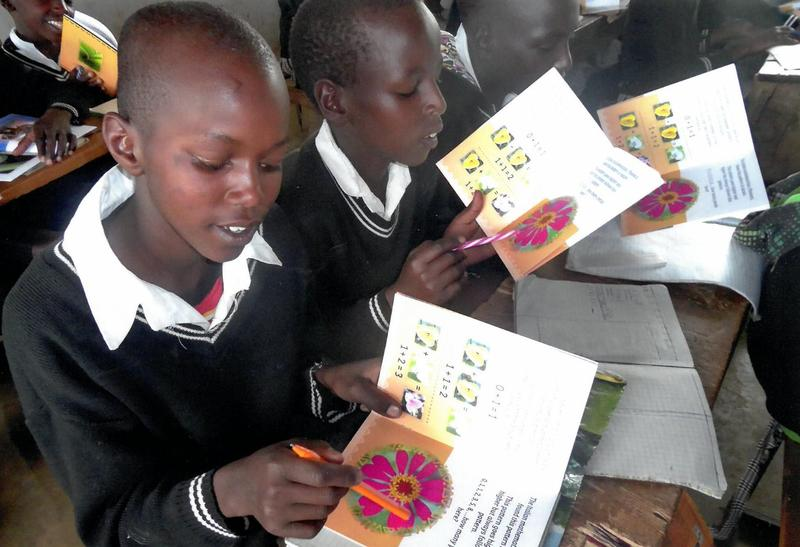 Local Literacy Project Lands in the Hands of Kenyan Students Featured Photo