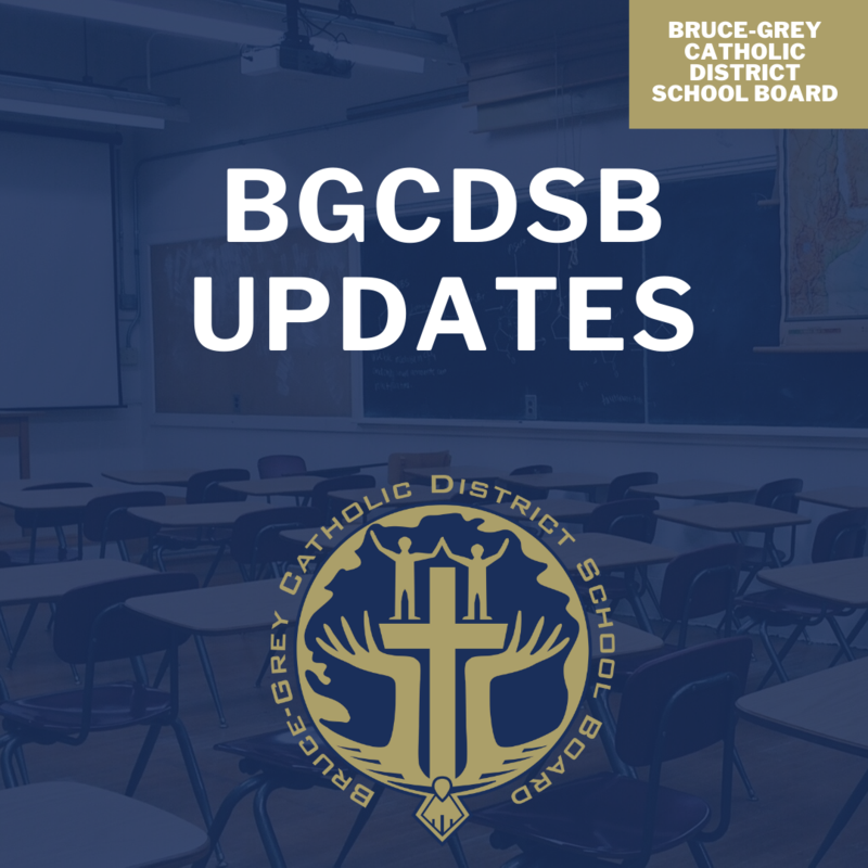 BGCDSB Family Letter re: Premier's Announcement Featured Photo
