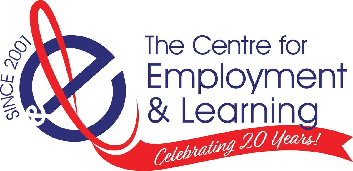 Centre for Employment & Learning 20th anniversary logo