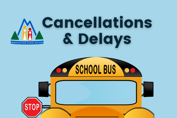 MVSD Cancellations & Delays