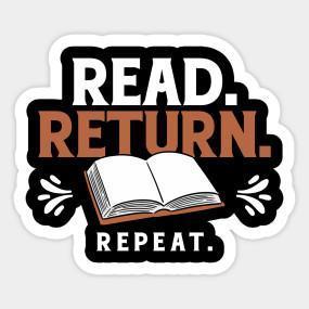 read return repeat
