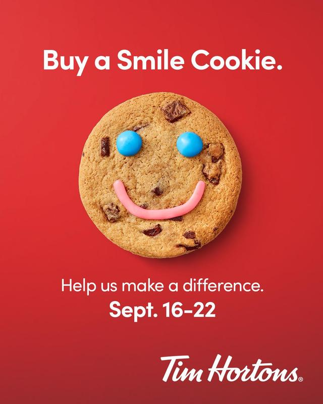 Smile Cookie Fundraiser Featured Photo