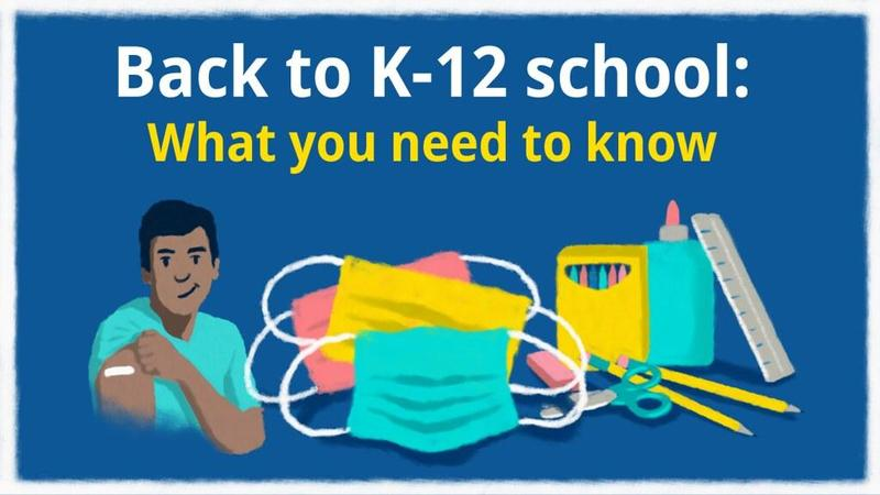 Back to School 2021/22 Plan Featured Photo