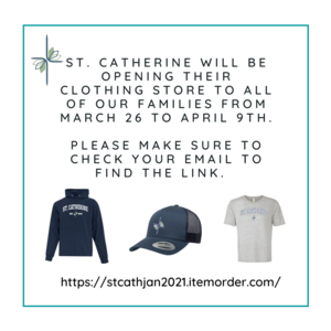 St. Catherine Clothing Sale Mar 26 - Apr 9.png