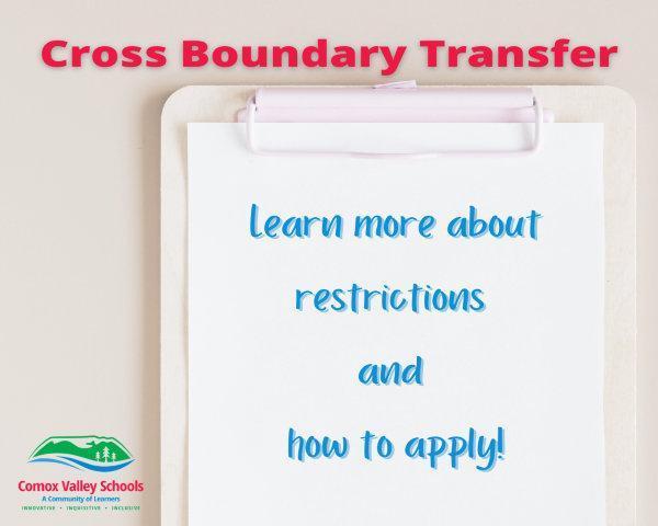 Cross Boundary Transfers Featured Photo