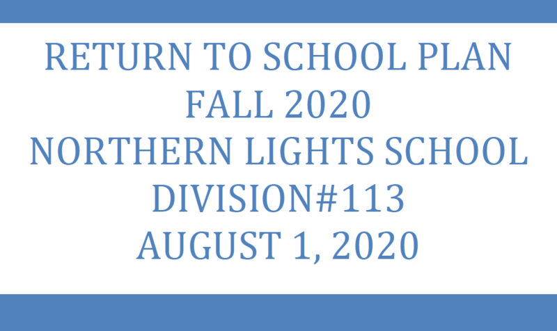 Return to School Plan - Fall 2020 Featured Photo