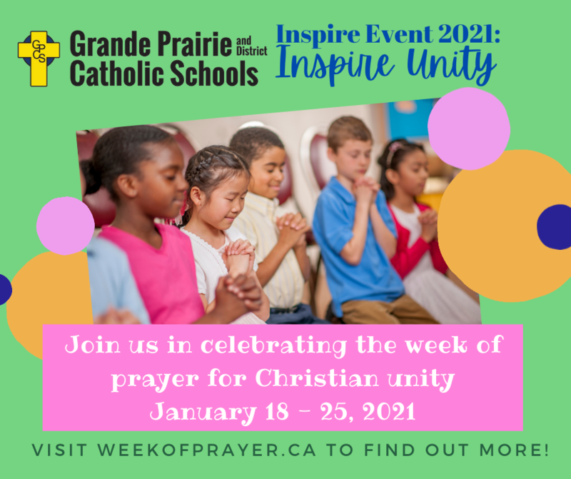 Inspire Event January 18-25, 2021 Featured Photo