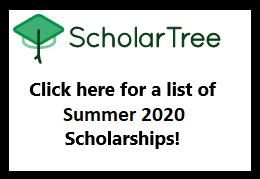 ScholarTree List Summer 2020