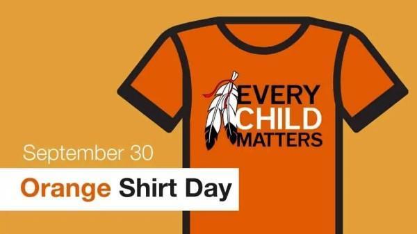 Every Child Matters - Orange Shirt Day Featured Photo