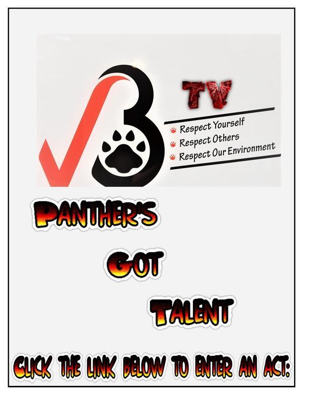 Panther's Got Talent