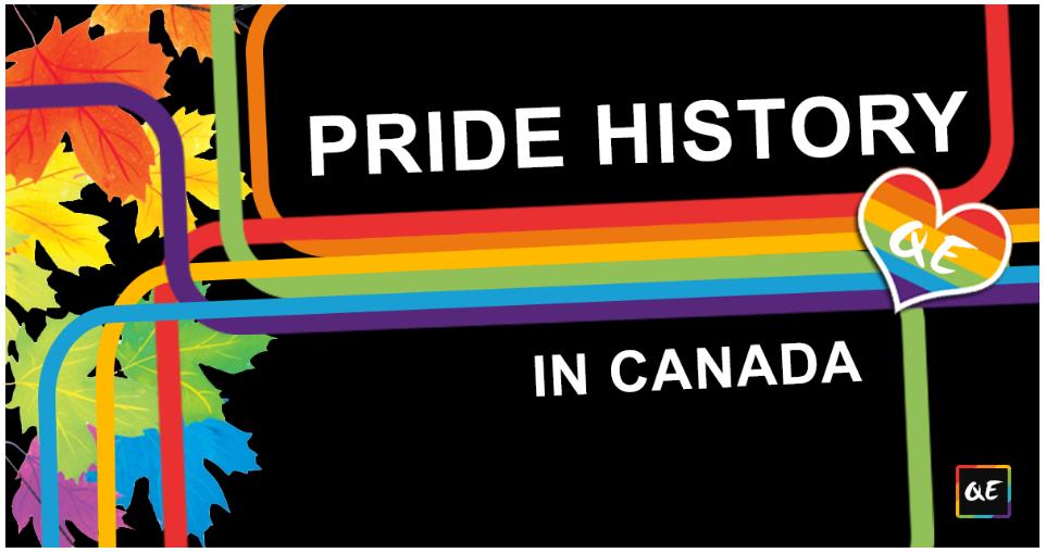 Pride History in Canada