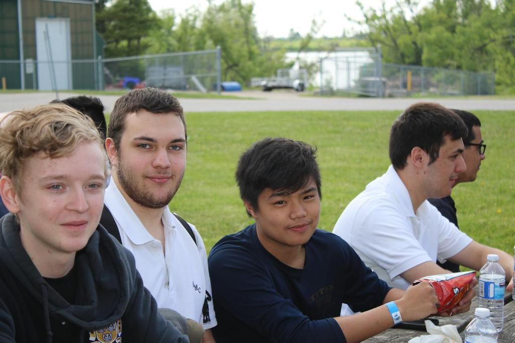 Grade 12 End of Year BBQ