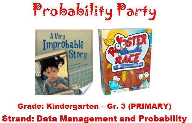 Probability Party Kit