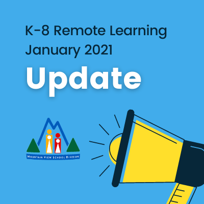 MVSD Remote Learning Update Grades K-8