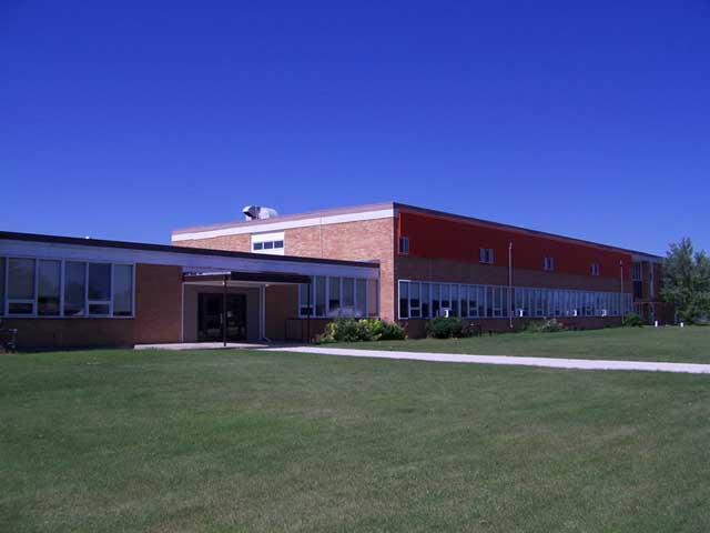 Goose Lake High School